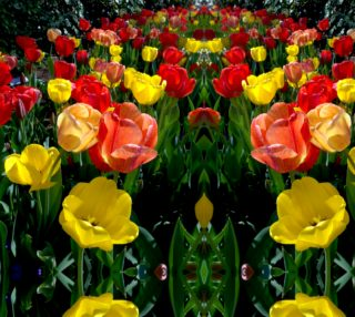 Tulip Festival Bright X Large basic mirror 0504 21.47 x x 28.50 preview