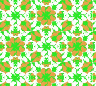 Graphic Floral Pattern preview