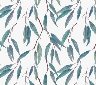 Eucalyptus leaves preview