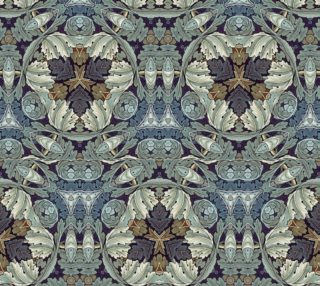 Kaleidoscope - After WM - 1 - Fabric preview