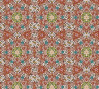Twisted Flower Mosaic preview