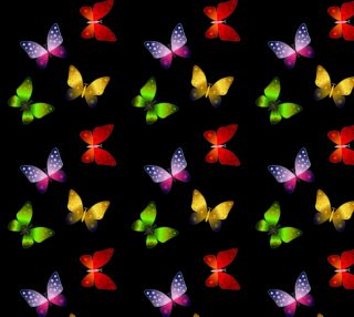 Colourful Butterflies preview