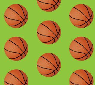 Aperçu de Basketball Fabric