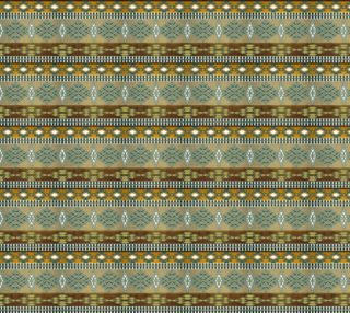 Southwestern ethnic navajo tribal pattern preview