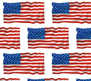 Aperçu de USA Flag