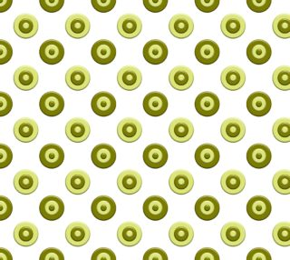 Polka dots seamless pattern. preview