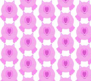 Pink Cat Pom Pom Pal preview
