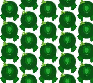 St. Patrick's Day Shamrock Pom Pom Pal preview