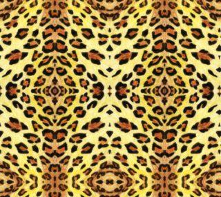Aperçu de Leopard fur Fabric
