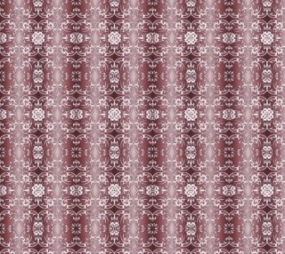 Baroque style seamless purple pattern preview