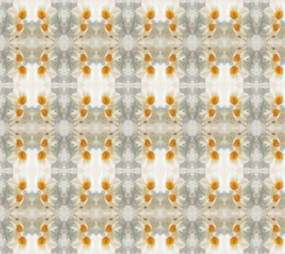 Narcissus. Floral pattern. preview