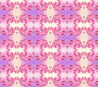 Orchids. Floral pattern. preview