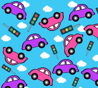 Aperçu de Pink and Purple Cars