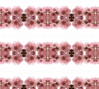 Peach blossom pattern. preview