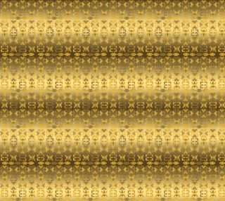 Ethnic african pattern with Adinkra simbols preview