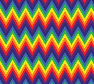 Aperçu de Rainbow Chevron