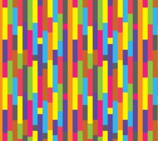 Aperçu de Abstract Multi Color, Geometric