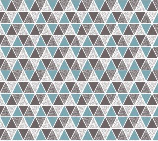 Blue and Gray Geometric Abstract preview