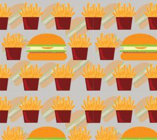 Aperçu de Burgers and Fries