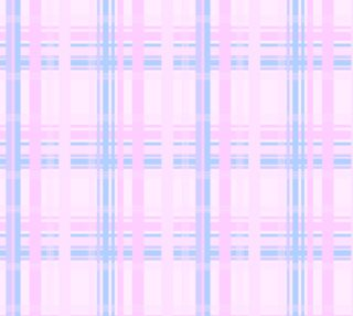 Pink Plaid Fabric preview