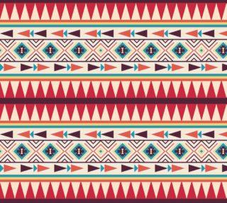 Aperçu de Aztec Tribal Pattern