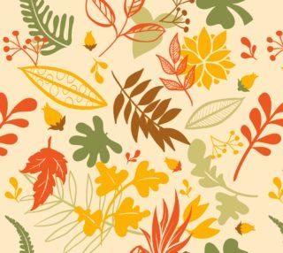 Aperçu de Lovely Fall Leaves