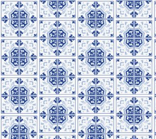 Aperçu de Delft Blue Tiles