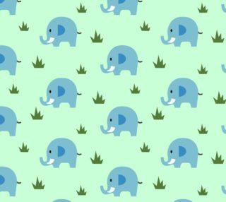 Aperçu de Elephants 1