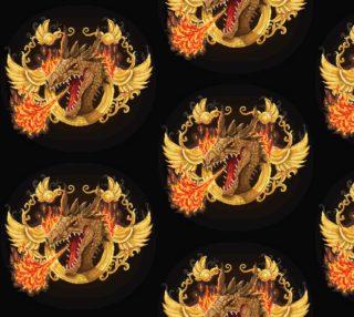 Aperçu de Gorgeous Dragon - Chinese Dragon