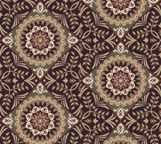 Aperçu de Gorgeous Vintage Floral Pattern