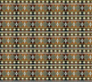 Ethnic navajo tribal pattern. preview