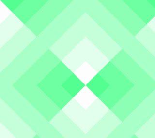 Aperçu de Green and White Gradient Geometric