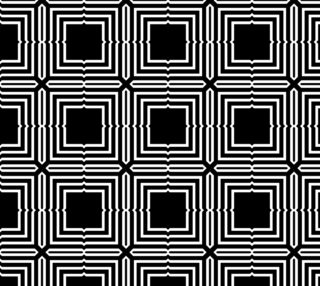 Aperçu de Black and white Geometric 12