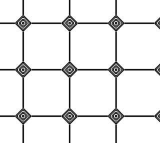 Aperçu de Black and white Geometric 16