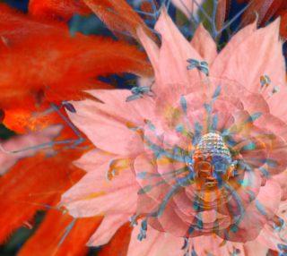 Buddha flower IV preview