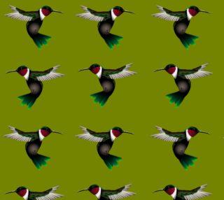 Hummingbird preview