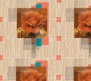 Mid Century Modern Old Roses preview