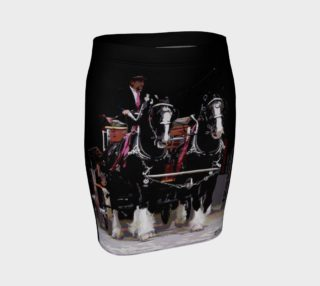 Showtime Fitted Skirt preview