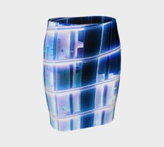 Luminescent Slim Skirt preview