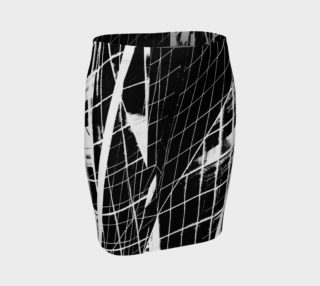 B&W Architecture Slim Skirt preview