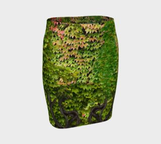 Ivy Vines BodyCon Skirt preview