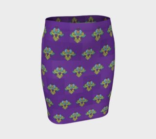 Aperçu de The Diamond Life Fitted Skirt
