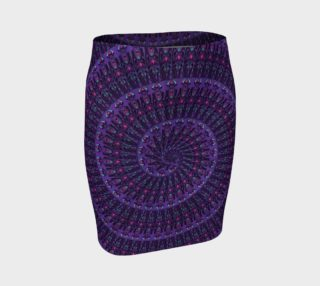 Nouveau Expansion Fitted Skirt preview
