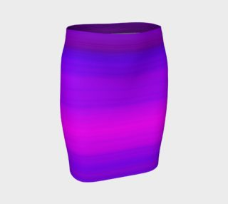 Drifting Fitted Skirt II preview