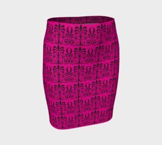 Aperçu de Glam Girl Fitted Skirt I