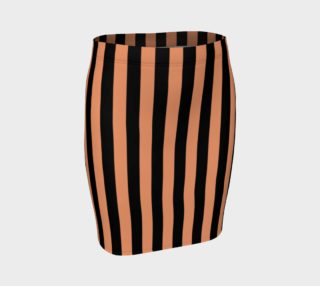 Black and Peach Stripes preview