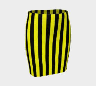 Black and Yellow Stripes preview