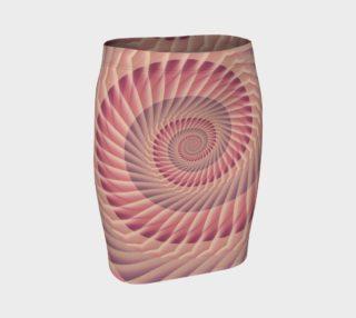 Aperçu de Pink Spiral Fractal