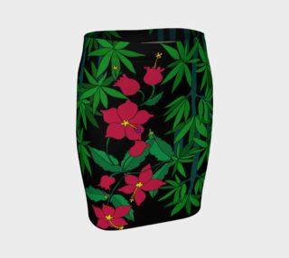 Tropics skirt preview