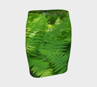 Verdant Fitted Skirt preview